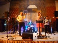 Violin show - Synagóga Levice