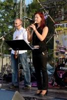 Pohodička 2015 Violin show Stanislava Salanciho s kapelou.
